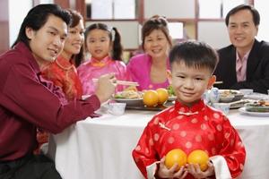 chinese family celebrating chinese new year 4